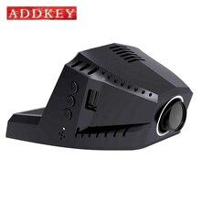 ADDKEY Cámara Del Coche DVR FHD 1080 P WIFI visión Nocturna Dash Cam cámara del coche negro caja con novatek 96655 chip y sony imx322 Sensor