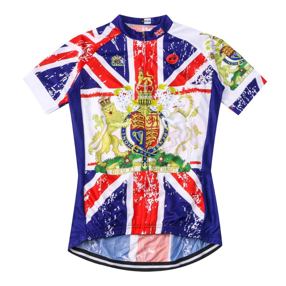 Weimostar Men s Great Britain State Flag Cycling Jerseys Short UK Flag Bike  Clothing Bicycle Wear Ropa Ciclismo Maillot S 3XL-in Cycling Jerseys from  Sports ... 832d802d5