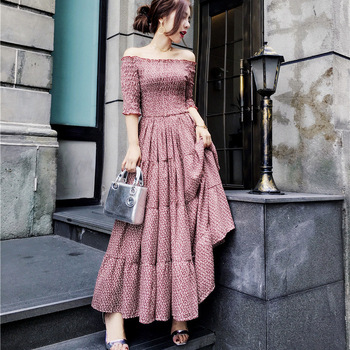 Temperament Swing Dress