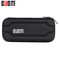 BUBM SWITCH Game Console Bag Hard Case Carrying Protection Playstation Handle Bag Charger Receiving Portable Bag