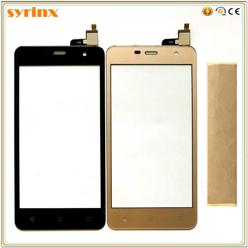 SYRINX Free Tape Mobile Phone Touchscreen For Prestigio Muze G3 Lte PSP3511 Duo Touch Screen Digitizer Front Glass Panel Sensor