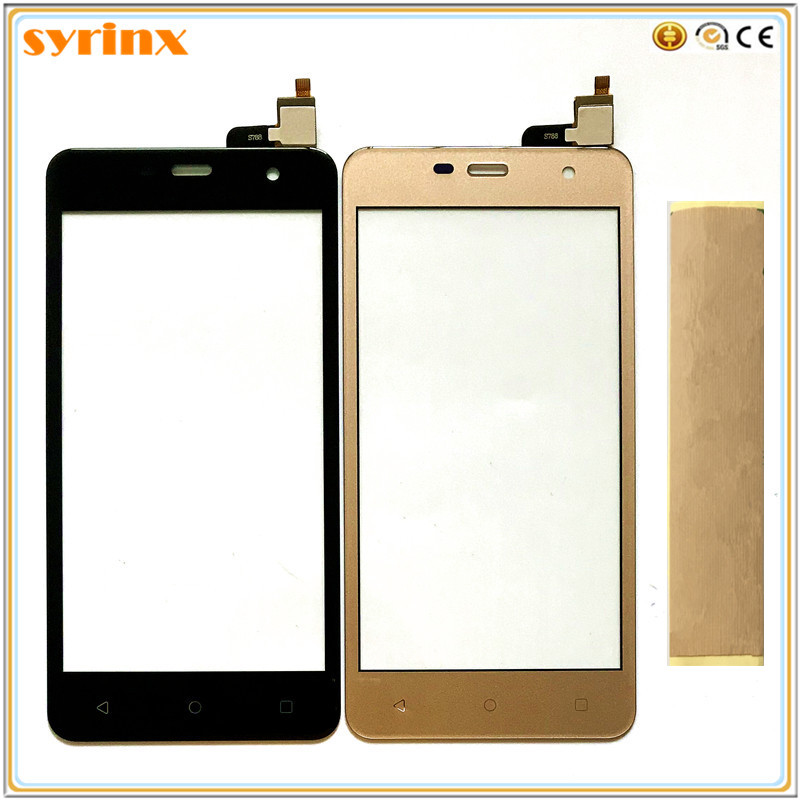 SYRINX Free Tape mobile phone touchscreen For <font><b>Prestigio</b></font> Muze G3 Lte <font><b>PSP3511</b></font> Duo touch screen digitizer front glass panel sensor image