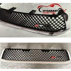 CITYCARAUTO PICKUP TRUCK FRONT GRILL GRILLE FIT FOR TOYTA HILUX REVO SR5 M70 M80 2015-17 STYLE FRONT GRILLS PICKUP CAR