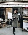 Genuine mink suéter de cachemira mujeres cardigan de punto larga chaqueta de abrigo de pieles envío gratuito