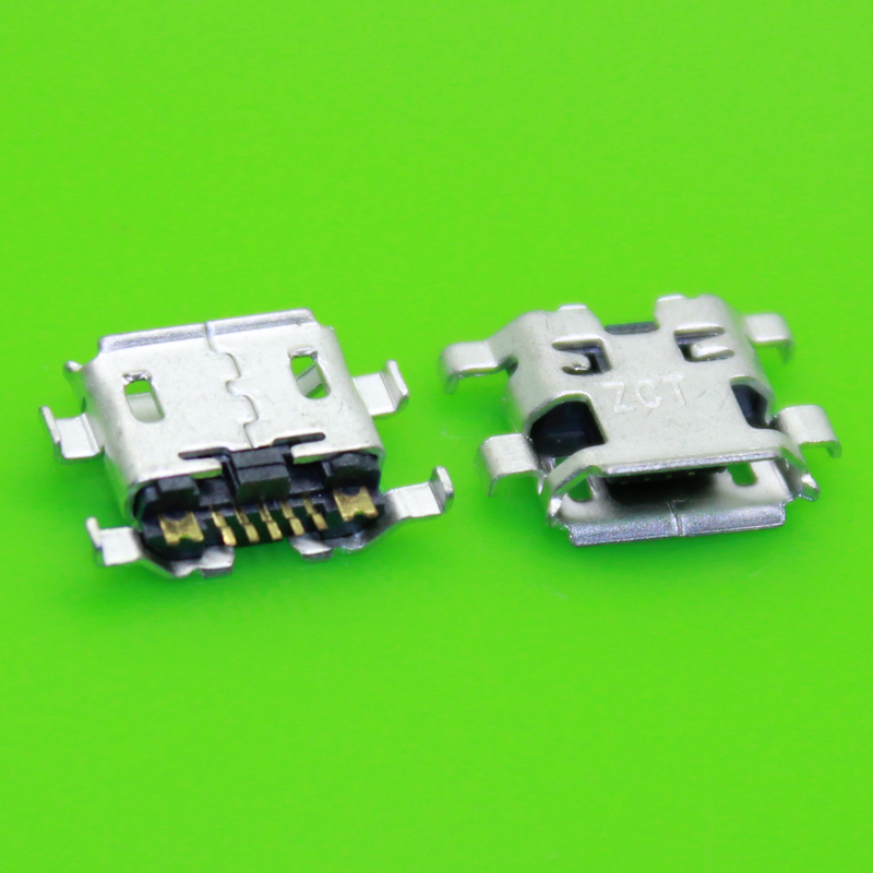 Venda QUENTE Micro usb jack conector De Carregamento para Asus Zenfone 4 v.2