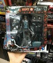 DC Batman The Dark Knight Bat Man The Joker Bank Robber Joker Ver Heath Ledger Cartoon Toy PVC Action Figure Model Doll Gift