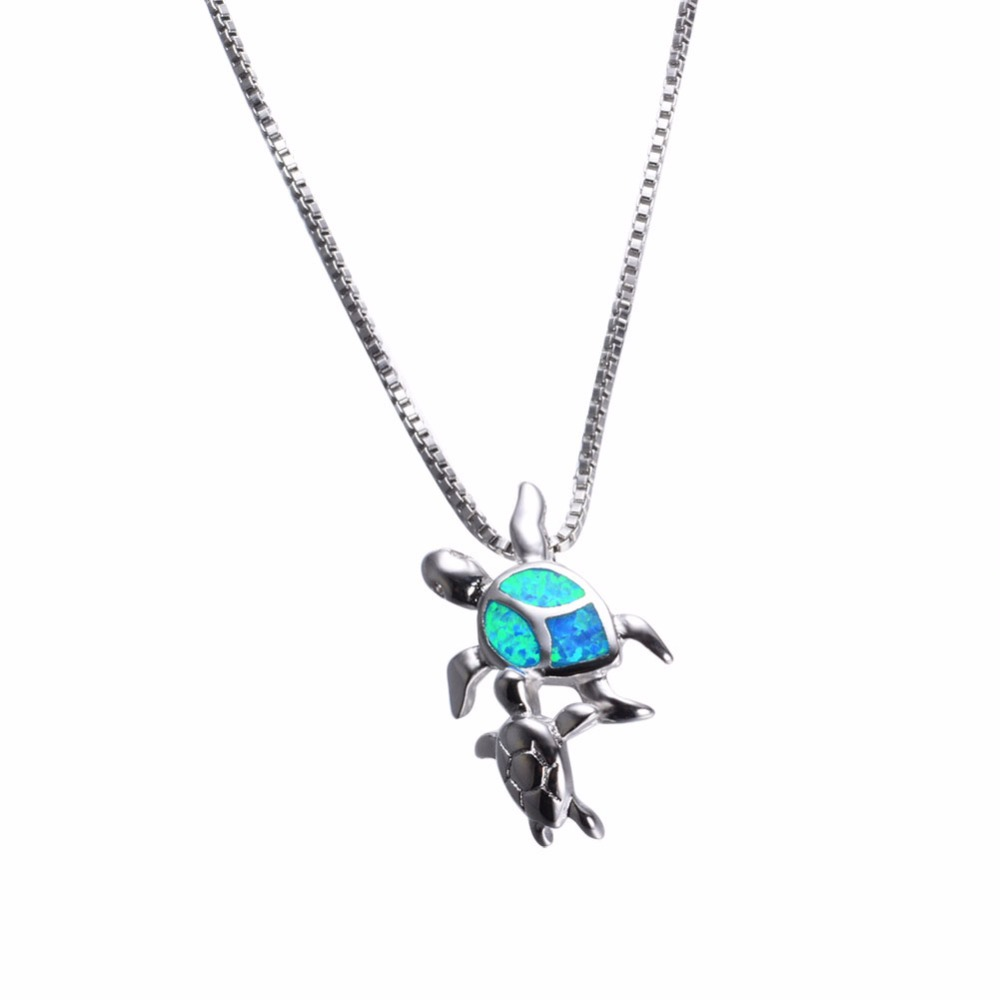 66e42c0d85 top 10 turtle necklace opal list and get free shipping - kj8m1585