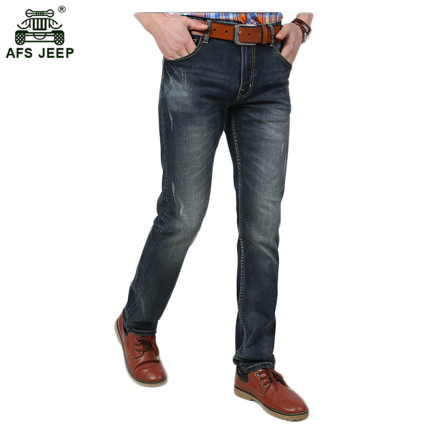 Free shipping Hot Men Stretch Mid Waist Mens Denim Pants Fashion Autumn Slim Fit Male Trousers Korean Skinny Jeans Man 60hfx
