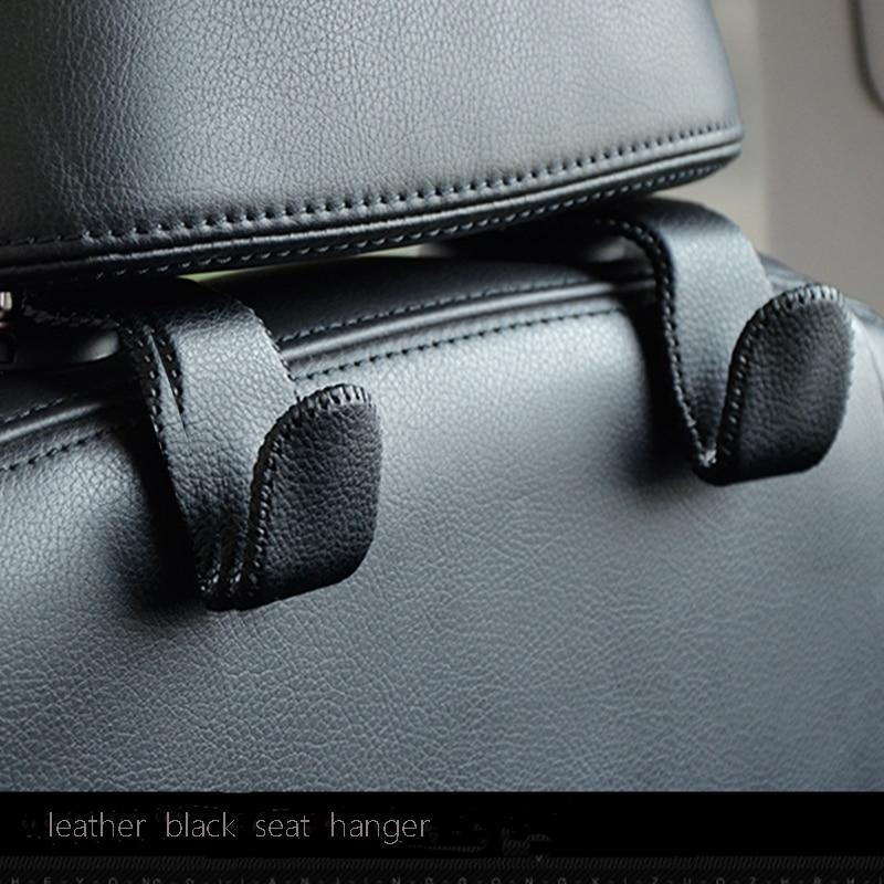 Car Back Seat Hanger Headrest Holder Hooks Universal Model For Automobile Interior Accessories