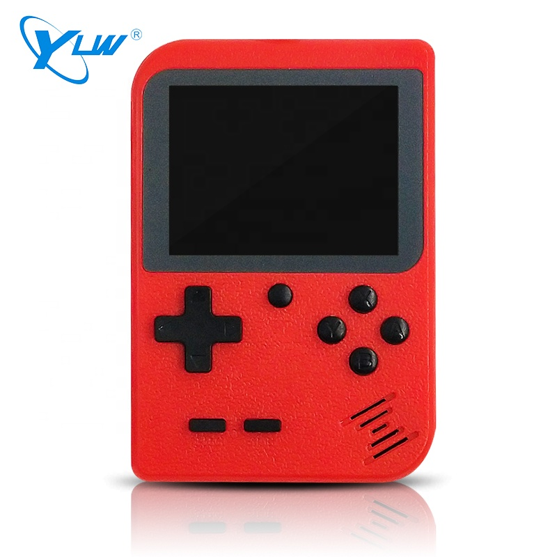 Image 5 - for gameboy portable handheld console built in 400 retro games support 2 players TV console-in Handheld Game Players from Consumer Electronics