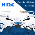 JJRC H12C Big RC Quadcopter with Camera HD 5MP Remote Control Helicopter CF Mode RTF UFO Drone DFD F181 & H107C U818A X5C CX-20
