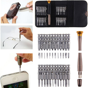 Image 5 - Kit doutils de réparation de téléphone portable 25 en 1 Spudger outil douverture de levier tournevis pour iPhone iPad Samsung ensemble doutils à main de téléphone portable