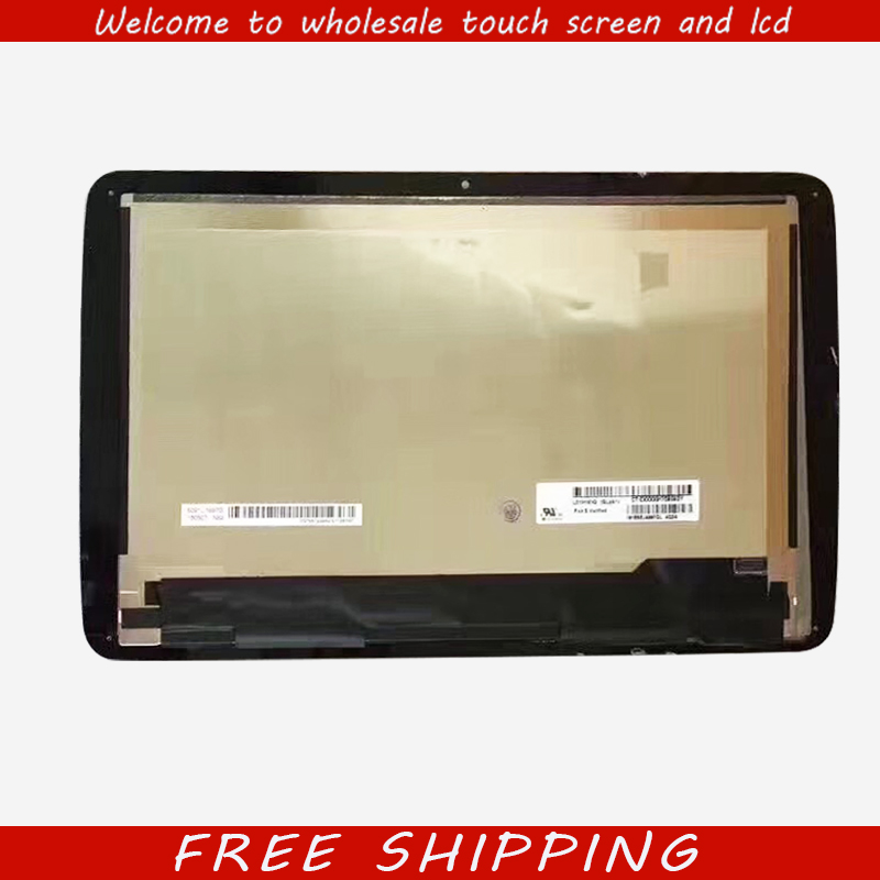 For New LG G Pad 10.1 V700 VK700 LCD Display with Digitizer Touch Screen Glass Assembly Black Repairment Parts цена