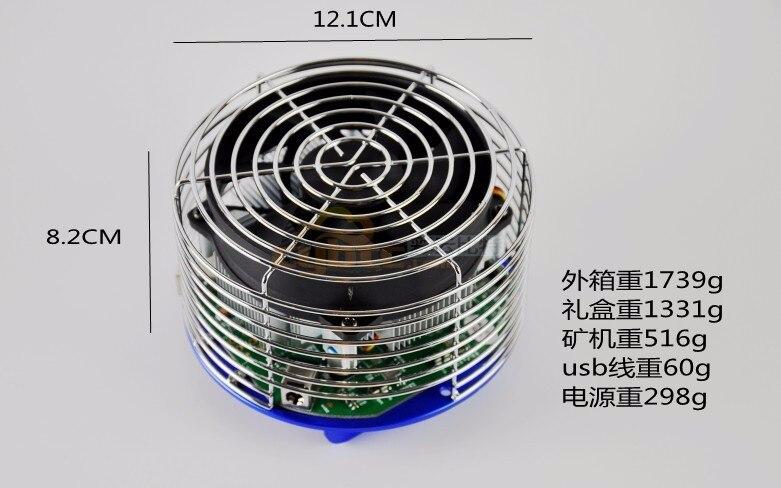 Butterfly Labs 60 GH/s ASIC Bitcoin mineris DEDU.LT