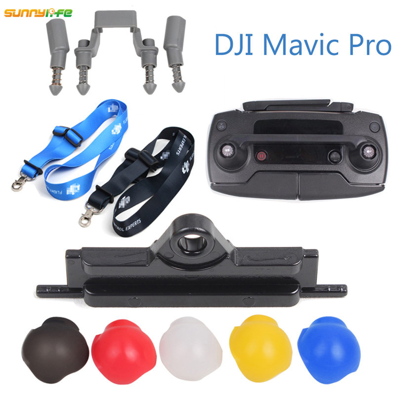 Sunnylife 5in1 DJI font b Mavic b font font b Pro b font Extended Damped Protection