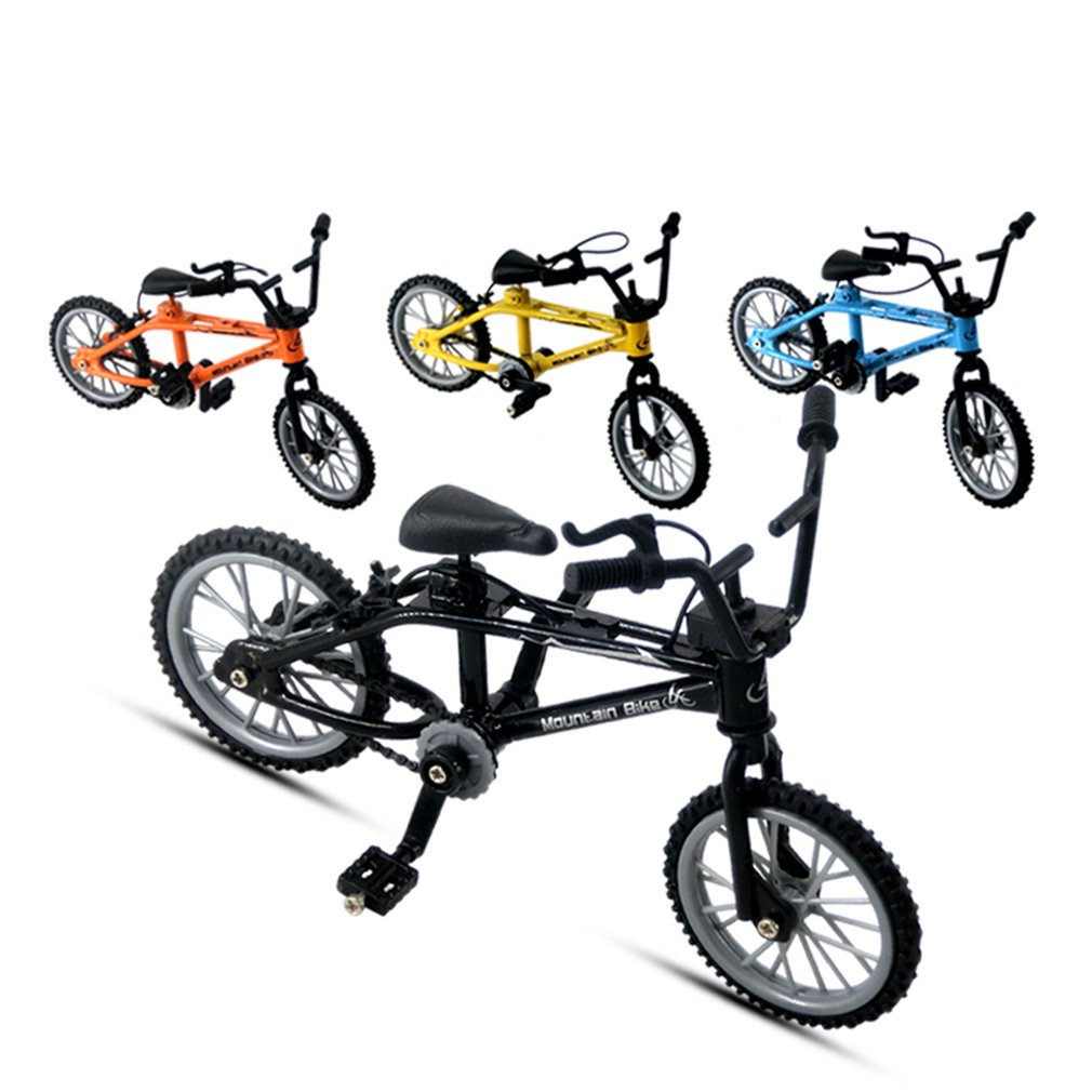 Alloy Functional Kids Bicycle Mini Finger Bmx Bike Toy Best