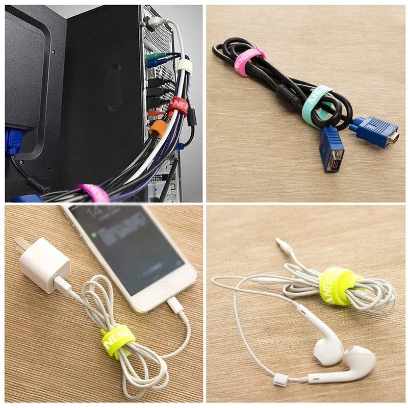 Magic Strap Kabel Kabelaufwicklung Marker Wraping Verkabelung ...