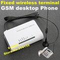 Gsm шлюз FWT стационарный беспроводной терминал на основе sim-карты для подключения настольного телефона, чтобы сделать телефонный звонок или PSTN Панели сигнализации