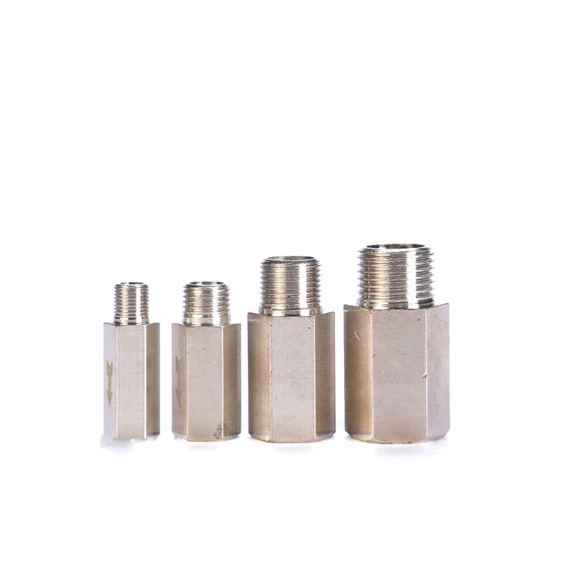 Female Full Ports One Way Air Check Valve 3//8 BSPP