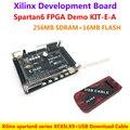 Совет по развитию Xilinx Spartan6 XC6SLX9 (256 М SDRAM EEPROM FLASH SD card Камеры интерфейсы VGA) + USB Скачать кабель = KIT-E-A