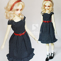 Bjd baby clothes dod . as . dz . sd 1/3 BJD doll one-pieces dress