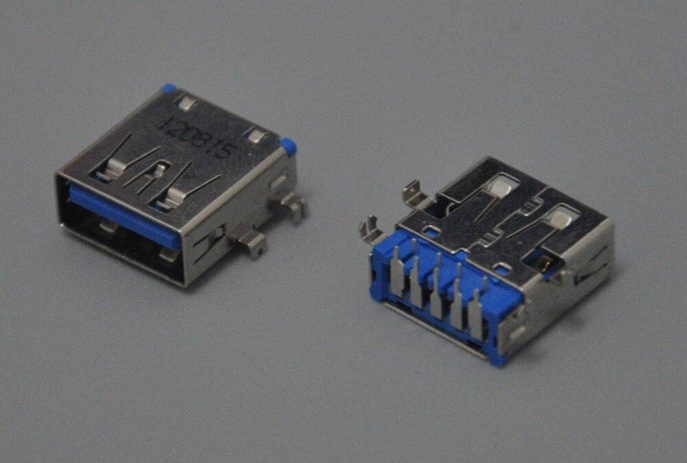 1 Stücke Usb 3.0 Buchse Fit Für Toshiba Satellite C50-a C50t-a C55-a C55t-a C850 Hp Pavilion Dv4-4000 Serie Laptop Usb Jack Zahlreich In Vielfalt