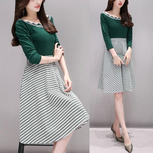 fd069ac4c Casaco novo camisola de inverno saia guarda-chuva saias coreano moda ternos  femininos duas peças