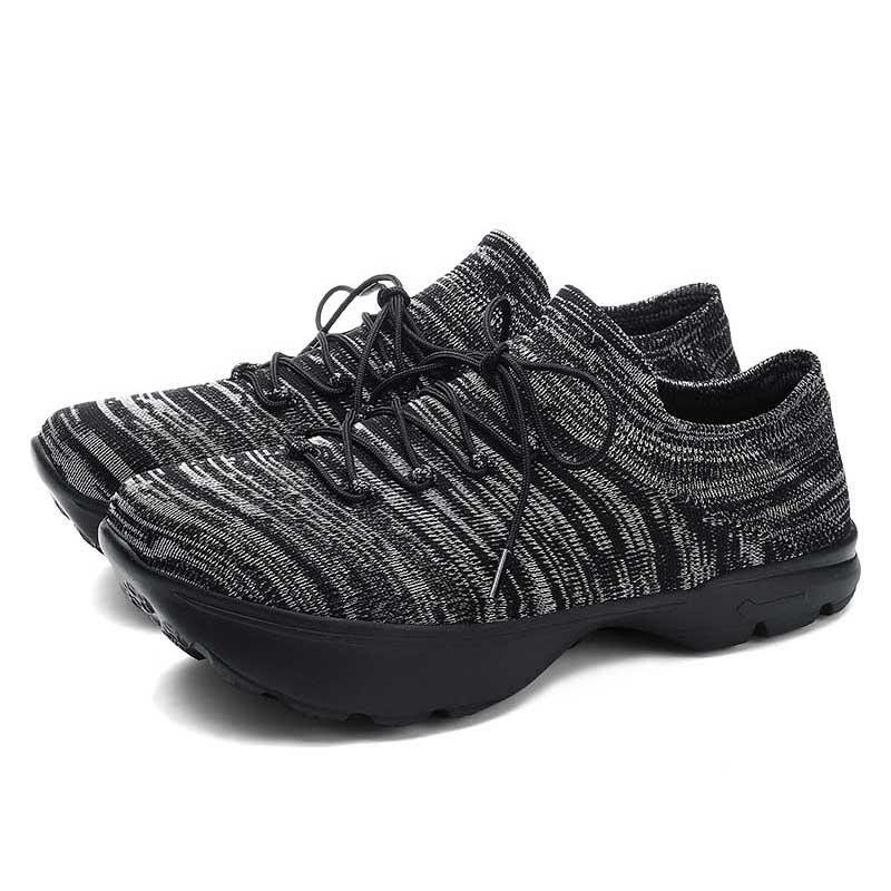 Женская обувь с перевернутым носком; женские ортопедические Повседневные носки с отрицательным каблуком; женские модные кроссовки; обувь для прогулок