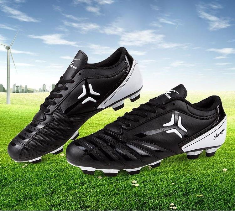 ₩Botas de futebol Brasil Estilo Popular Homens Sapatos De Futebol ... fd79d22708880