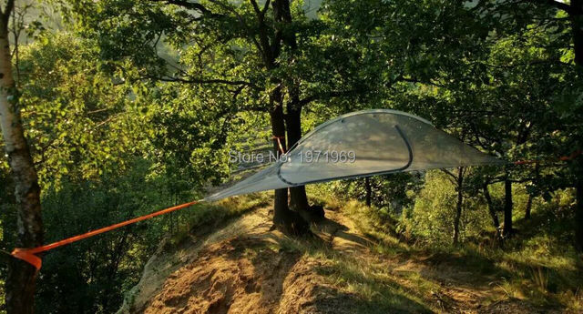 SINGLE PERSON outdoor camping tent hammock tent tree tent hanging tent