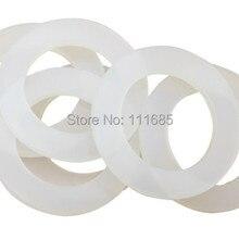 100 шт О-образный уплотнитель внутренний диаметр 15 мм со2 регулятор соленоида Силиконовое уплотнительное кольцо-уплотнитель аквариум