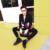 M-3XL Nuevo Imán botón de impresión traje casual moda hombre Blazers chaqueta de ropa trajes de la etapa cantante discoteca estilista