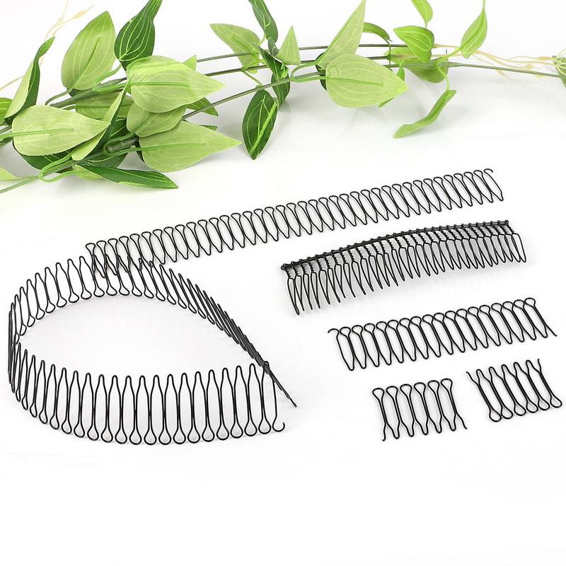 Hairstylie Invisible Headband-Fixer Comb