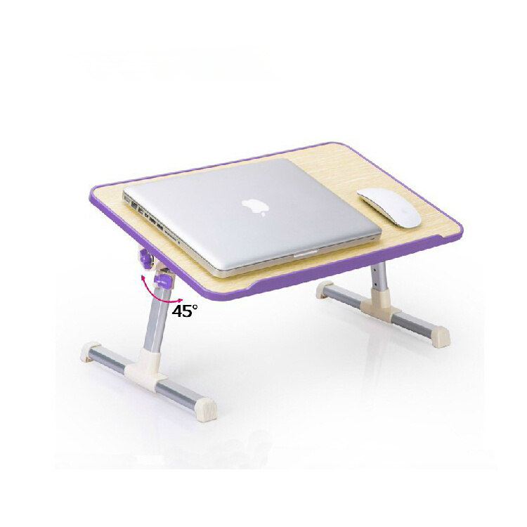 Foldable Portable Laptop Table Notebook Stand Laptop Bed