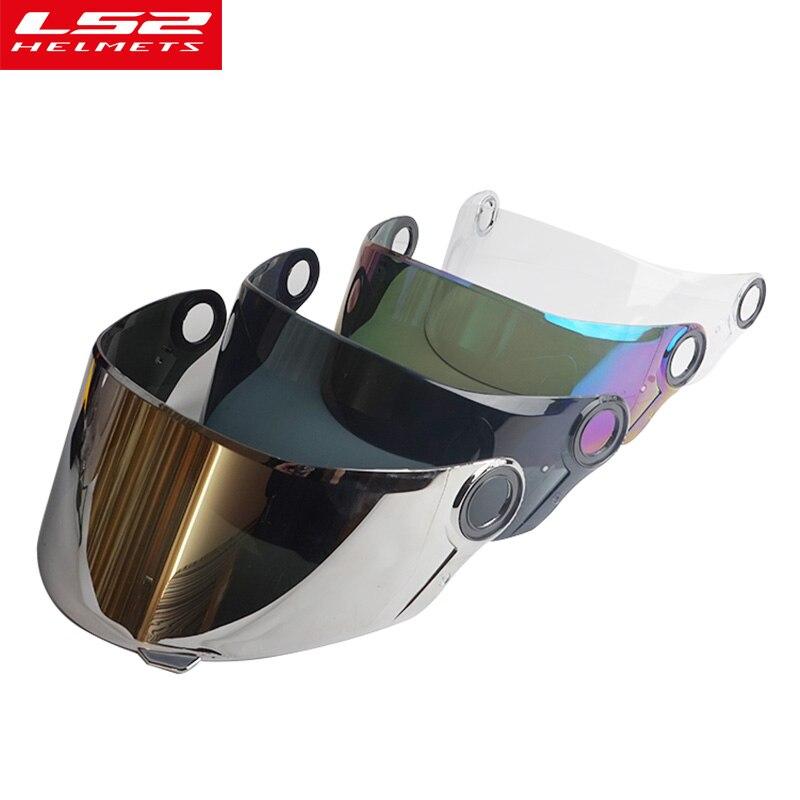 Image 2 - Original visor for LS2 FF358 FF392 FF396 full face motorcycle  helmet 4 colors helmet shield LS2 Company authoritied helmet  visorvisors for ls2helmet visormotorcycle helmet -