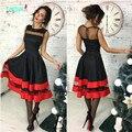 TAOVK 2017 новая мода Русский стиль Осень женская Dress