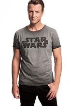 Star Wars - Logo Mens T Shirt Free shipping  Harajuku Tops Fashion Classic Unique Cotton O-Neck