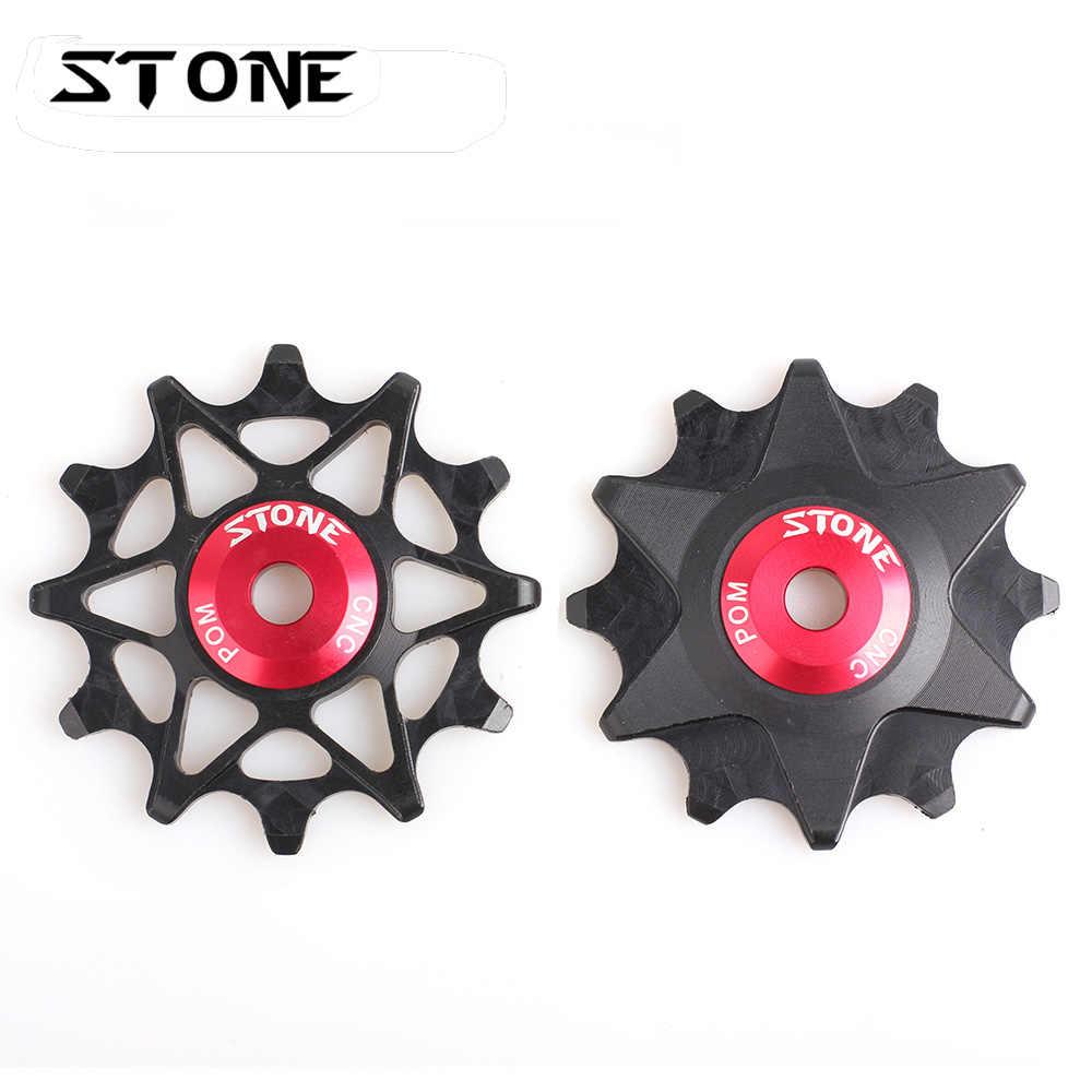 a6725aa68bc Stone Bike Rear Derailleur Pulley POM NSK Bearing Jockeys 12T 14T 16T MTB  Road Bike Narrow