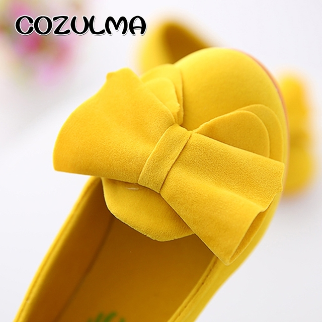 Girls Fashion Sneakers Soft Sole Candy Color Flats School Shoes