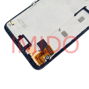 Image 4 - For Nokia Lumia 630 RM 977 RM 978 LCD Display+Touch Screen Digitizer Assembly+Frame Replacement Parts