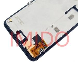 Image 4 - Nokia lumia 630 RM 977 RM 978 lcd 디스플레이 + 터치 스크린 디지타이저 어셈블리 + 프레임 교체 부품