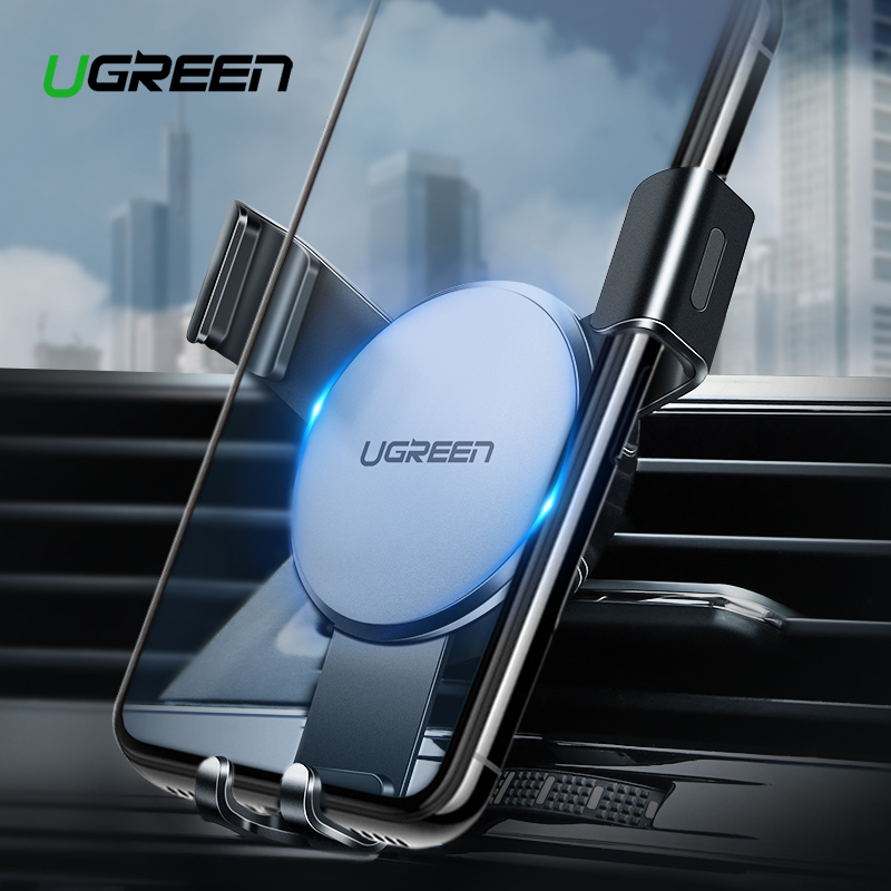 Ugreen Supporto Del Telefono Dell'automobile per il iphone X 8 7 Gravità Air Vent Supporto Del Supporto per il Telefono in Auto Del Telefono Mobile supporto Del Basamento per Samsung S9