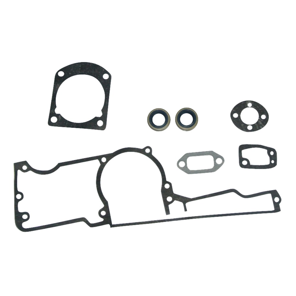 Chainsaw Full Set Gasket with Oil Seals For HUSQVARNA 61