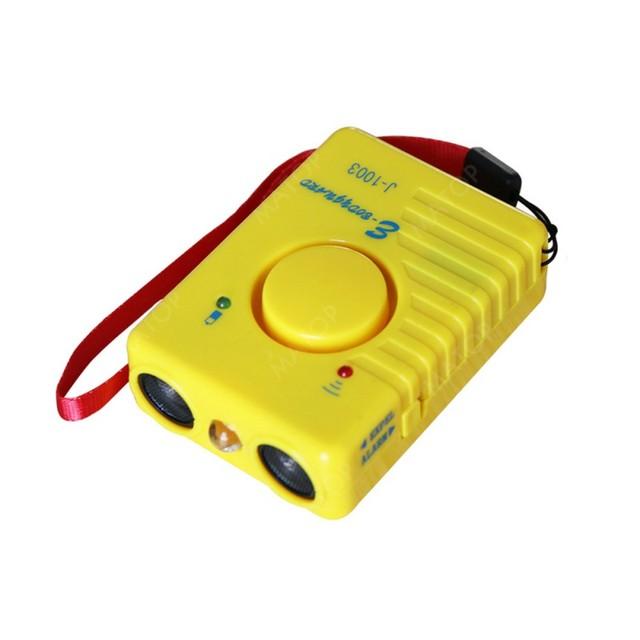 Ultrasonic Dog Training Device with LED Light