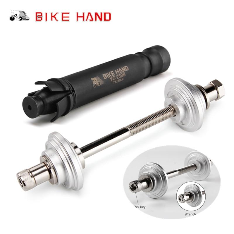 Bike Hand BB Press Fit Tool Bottom Bracket Removal Installation Bicycle Repair Tools Professional BB Bearing Press Bike Tool Set