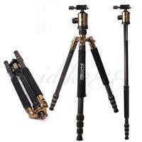 Zomei Z888C штатив для камеры из углеродного волокна штатив для камеры professional с футляром для штатива пять цветов