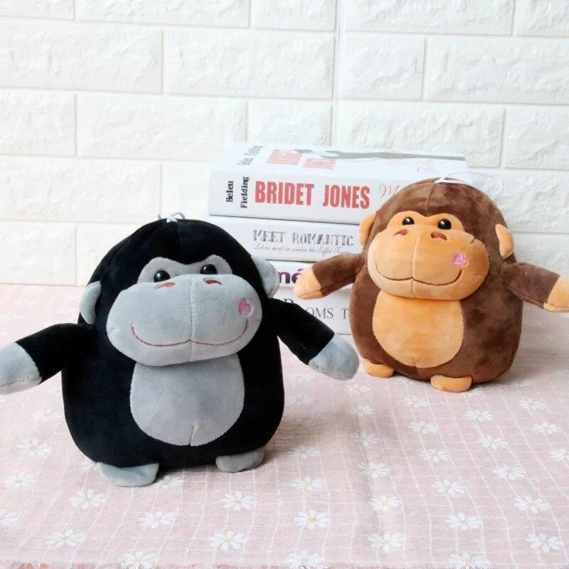 Kingkong Doll Toys Gorilla Stuffed Children`s Gifts Plush Novel Design Great Elasticity