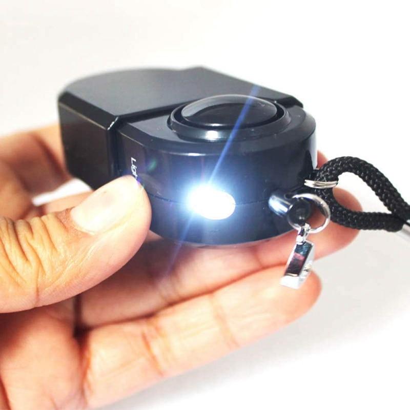 Travel Infrare PIR Motion Sensor Detector 4