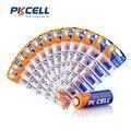 10 Pack/50 Unids PKCELL Baterías de 12 V 23A 23AE 21/23 23GA MN21 Pila alcalina E23A N21 EL12