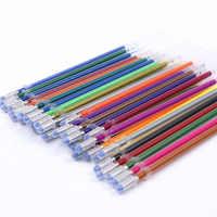 36 шт./компл. 0,8 мм полностью сверкающие чернила заправки красочные Рисование заправки для студентов школы офиса
